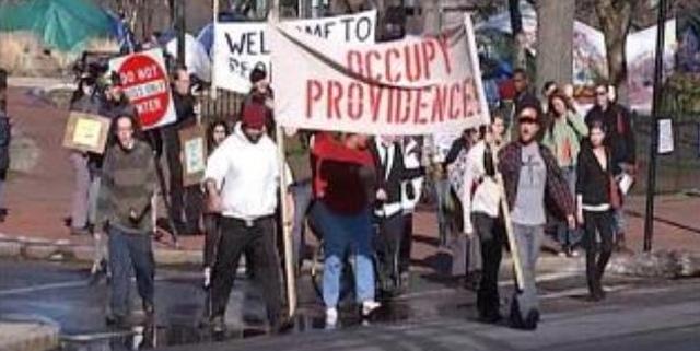 Occupy-providence