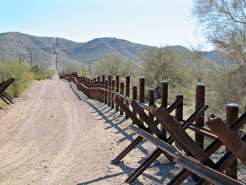 Border-fence-low