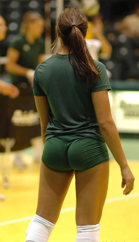 Girl-volleyball-shorts