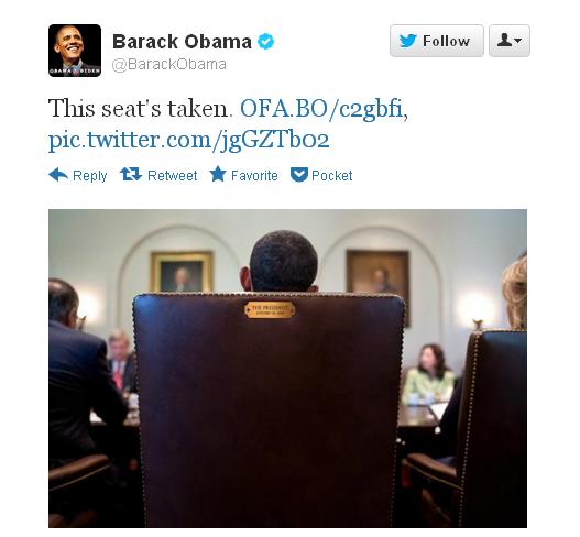 Twitter-barackobama-this-seat-s-taken
