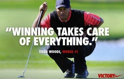 Tiger+woods+nike+winning